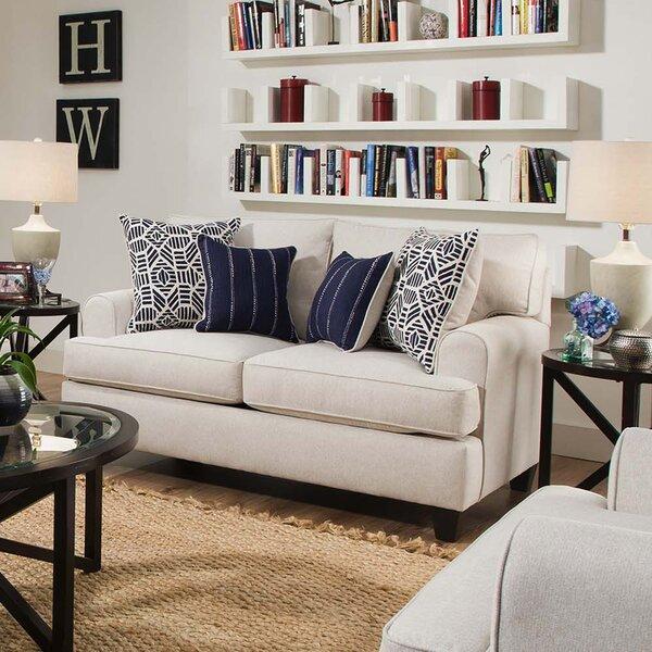 Elijah Patio Furniture.Elijah Leather Sofa By 17 Stories Spacial Price On Coffee Tables Sale