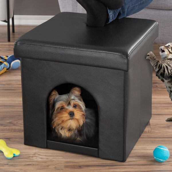 Pet House Ottoman With Storage By Petmaker Discount