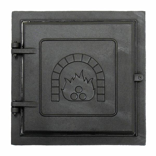 Gayton Cabinet Style Iron Fireplace Doors By Williston Forge