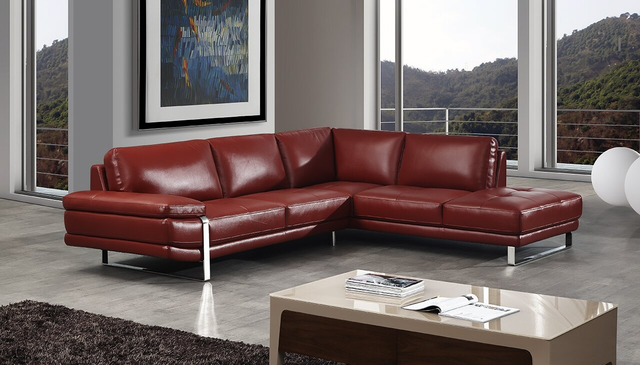 Sale 39 Off Hennig Sectional By Orren Ellis Low Priced