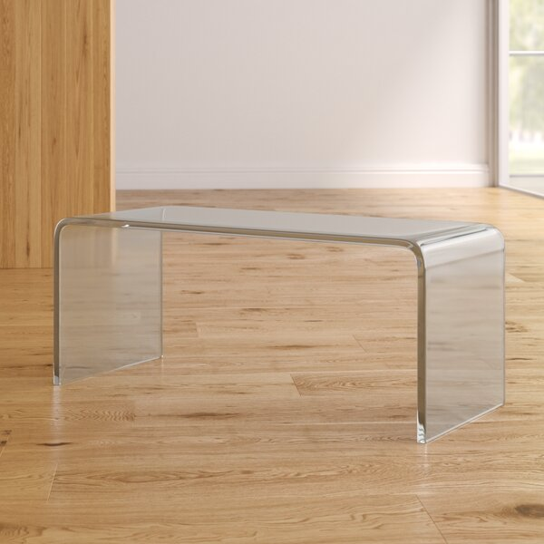 Review Valadez Sled Coffee Table