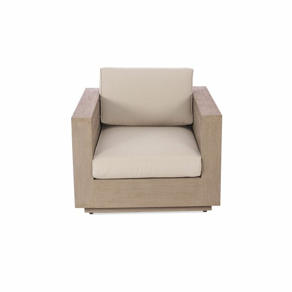 Isabella Deep Seating Club Chair by Gracie Oaks