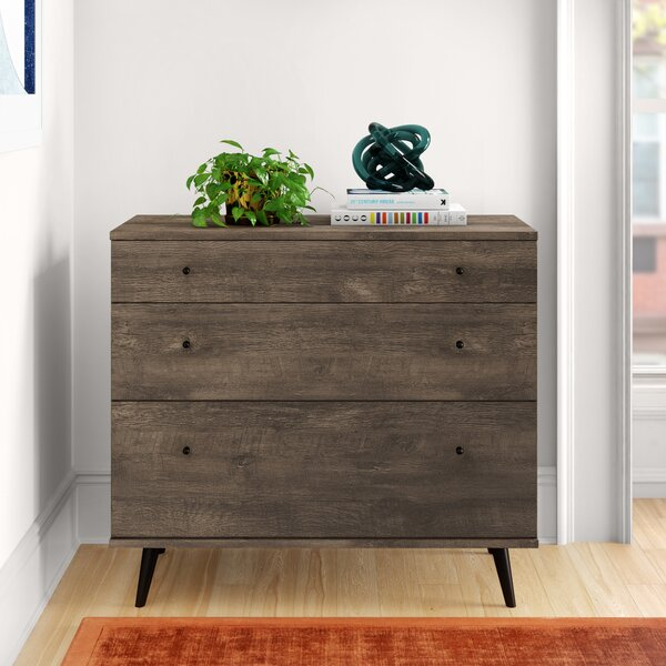 3 Drawer Dresser by Foundstone