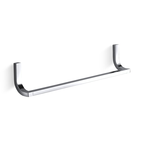 Loure 18 Wall Mounted Towel Bar by Kohler