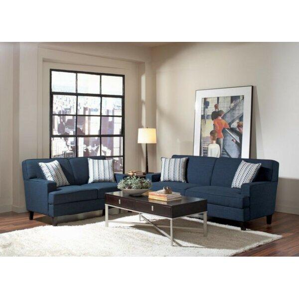Jamil 2 Piece Living Room Set by Latitude Run