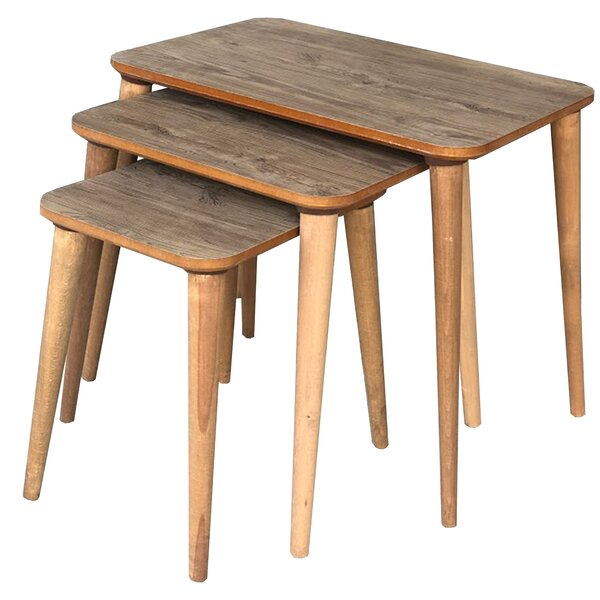 Lakeside Nesting Tables By Ebern Designs