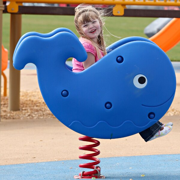 Whale Spring Rider by Little Tikes Commercial