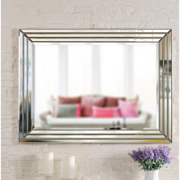 Vesta Accent Mirror by House of Hampton