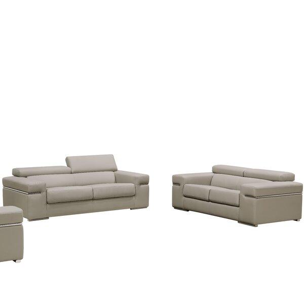 George Configurable Living Room Set by Orren Ellis