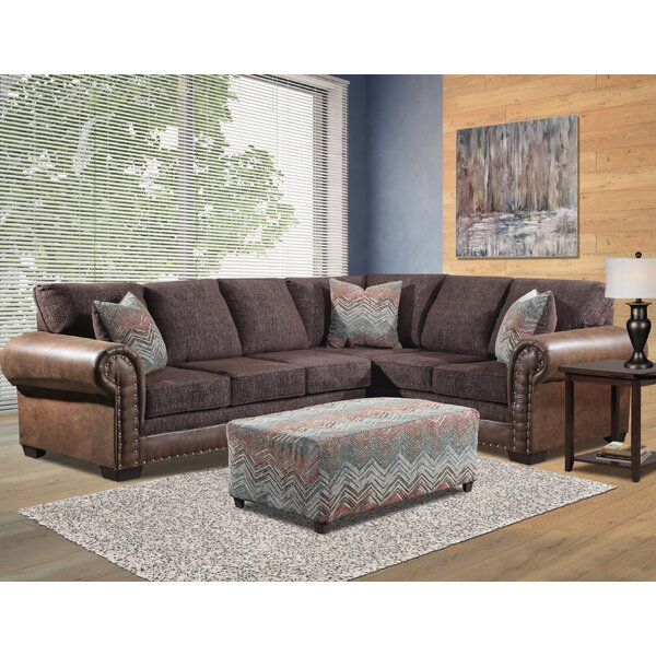 Indie Right Hand Facing Sectional by Latitude Run
