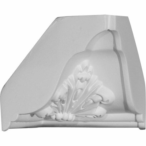 4 3/4H x 4 5/8D Inside Corner for Moulding Profiles by Ekena Millwork
