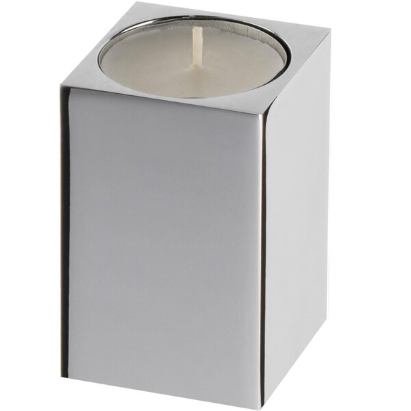 Round Metal Votive Holder by AGM Home Store