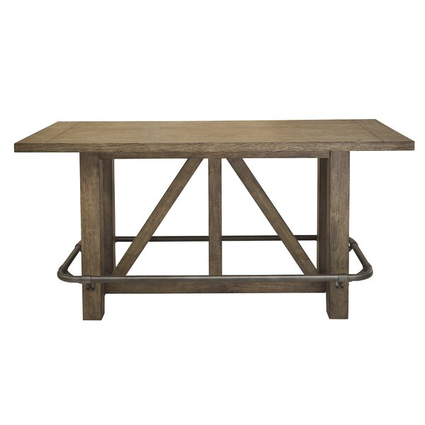 Aahil Dining Table by Millwood Pines
