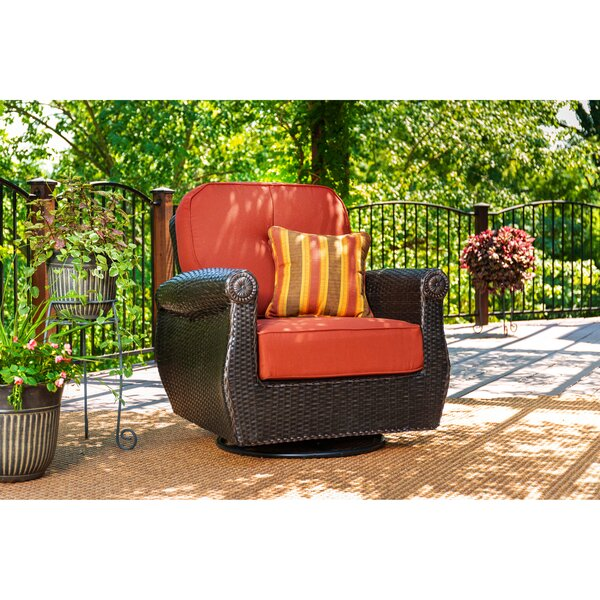 Breckenridge Patio Chair with Sunbrella Cushion by La-Z-Boy