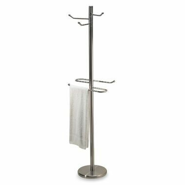 Robe Free Standing Towel Stand by Style Study- Victorian
