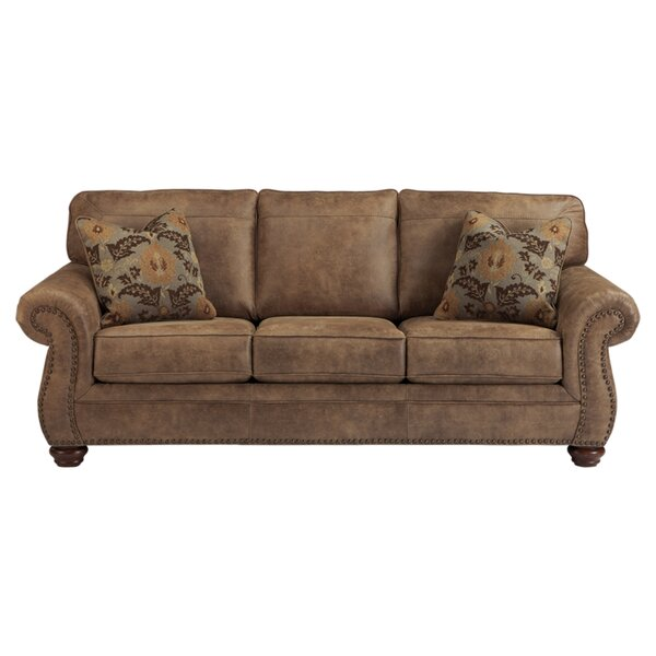 Review Hahne 89'' Rolled Arm Sofa