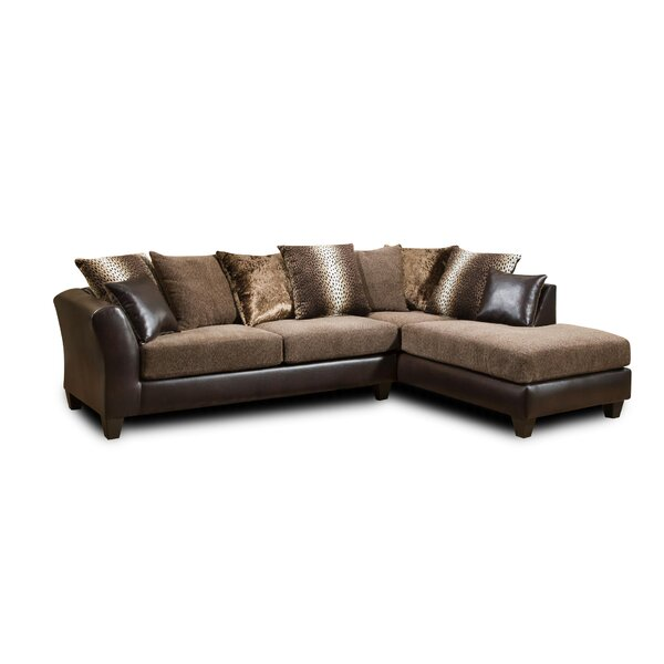 Anamara Right Hand Facing Sectional By World Menagerie