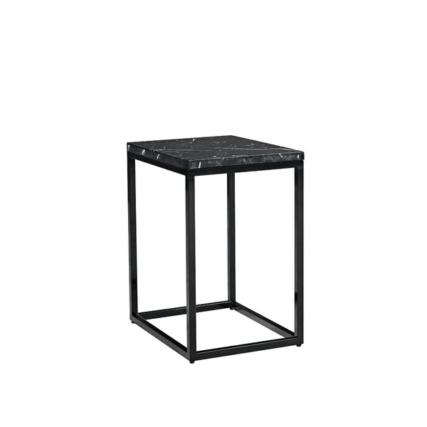 Dereck Rectangular End Table by Modern Rustic Interiors