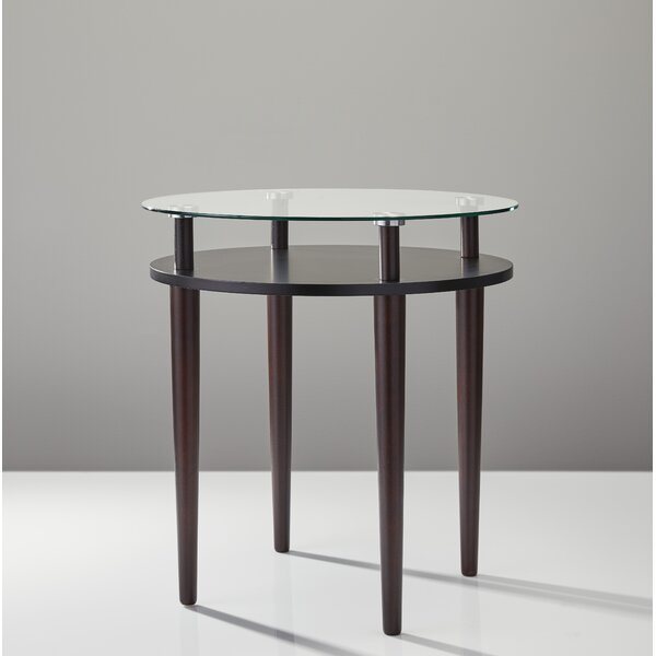 Waterford End Table With Storage By Ivy Bronx