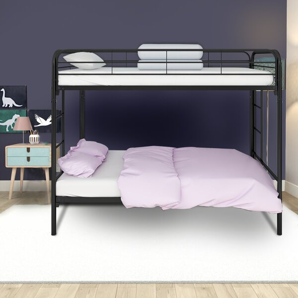 Cassidy Twin Bunk Bed by Harriet Bee