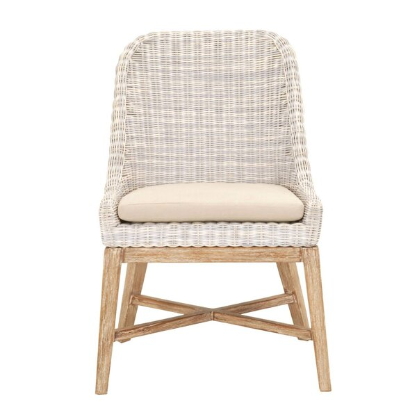 Jimenez Upholstered Dining Chair (Set of 2) by Rosecliff Heights