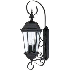 Hounsfield 3-Light Outdoor Wall Lantern