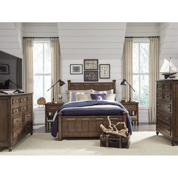 Frankel 10 Drawer Dresser with Mirror by Harriet Bee