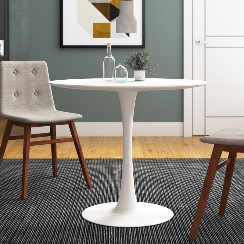 George Oliver Guillot Dining Table Reviews Wayfair