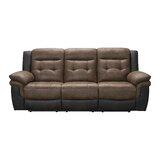 Slezak Reclining 90.5'' Pillow Top Arm Sofa by Red Barrel Studio®