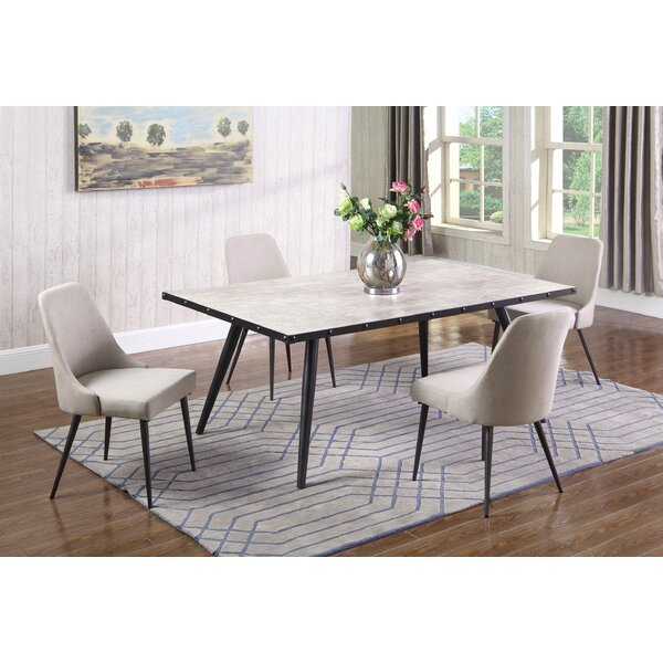 Brantley 5 Piece Dining Set by 17 Stories