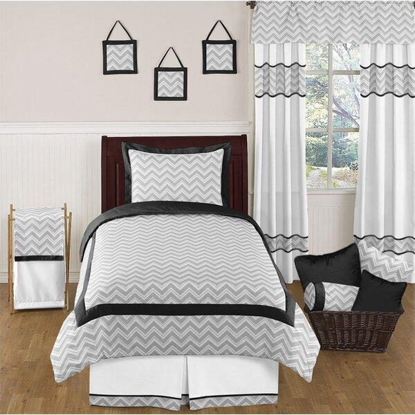 Zig Zag Comforter Set by Sweet Jojo Designs