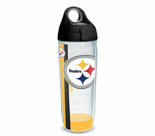 NFL 24 oz. Plastic Water Bottle by Tervis Tumbler
