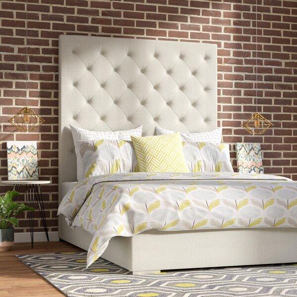 Flickinger Upholstered Standard Bed by Brayden Studio