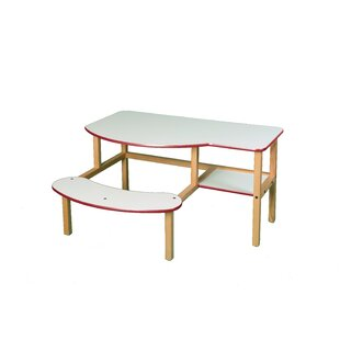 Purchase Pre-School Buddy Manufactured Wood 19 Student Computer Desk By Wild Zoo