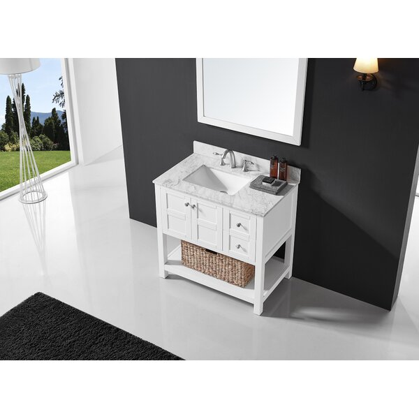 Coe 36 Single Bathroom Vanity Set