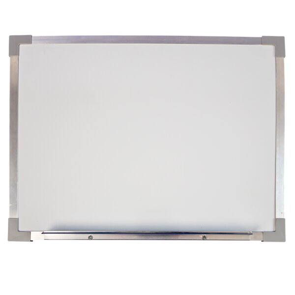 Wall Mounted Whiteboard, 24 x 36 by Flipside Products