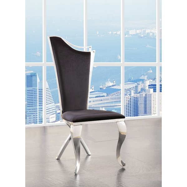 Wolverton Upholstered Dining Chair (Set Of 2) By House Of Hampton