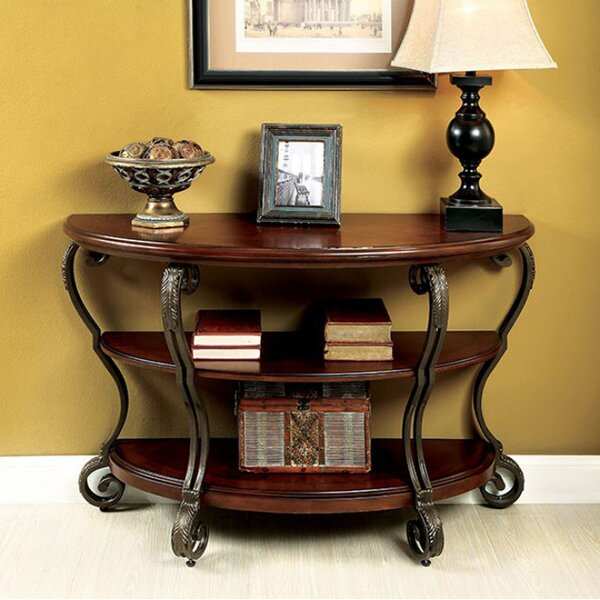 Croxton Console Table By Fleur De Lis Living