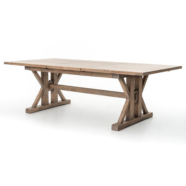 Galilea Extendable Dining Table by Gracie Oaks
