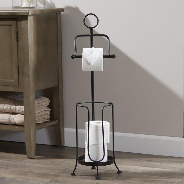 Metal Toilet Paper Holder by Birch Lane™