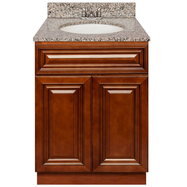 Cramlington 24 Single Bathroom Vanity Set by Charlton Home