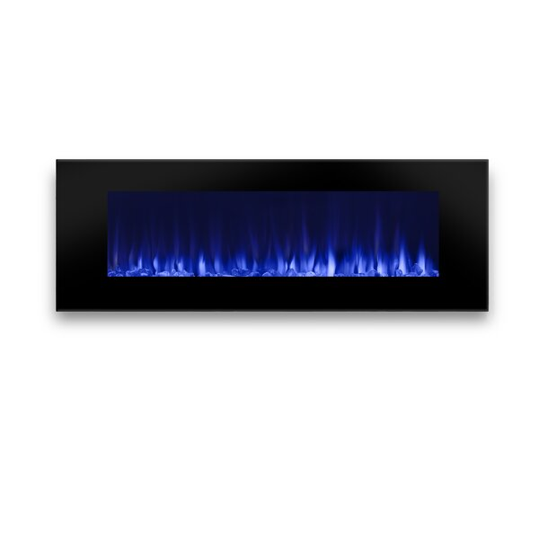 DiNatale Wall Mounted Electric Fireplace by Real Flame Real Flame