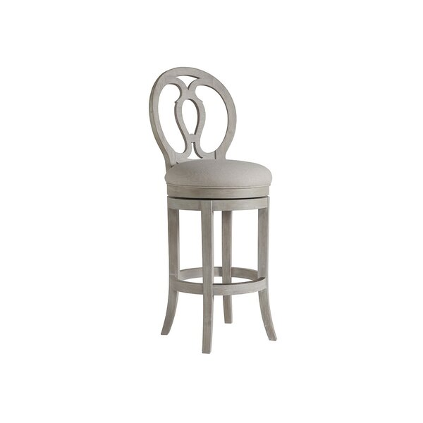 Cohesion Program 30.5 Swivel Bar Stool by Artistica Home