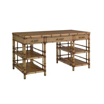 Tommy Bahama Palms Solid Wood Writing Desk Desks