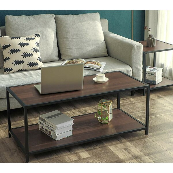 2 Piece Coffee Table Set By Williston Forge Top Reviews