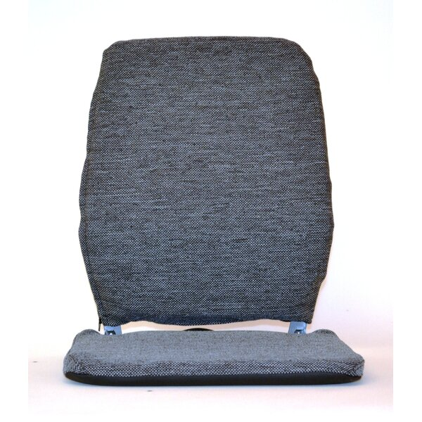Deluxe Seat and Back Cushion by Sacro-Ease