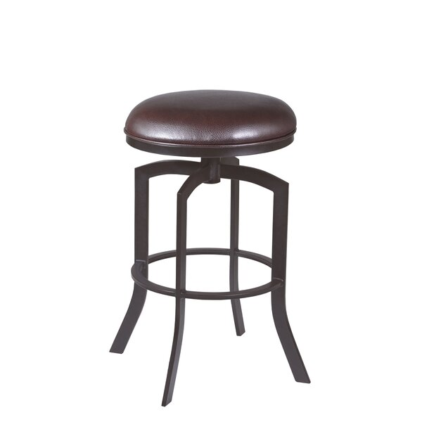 Studio Bar & Counter Swivel Stool by Armen Living Armen Living