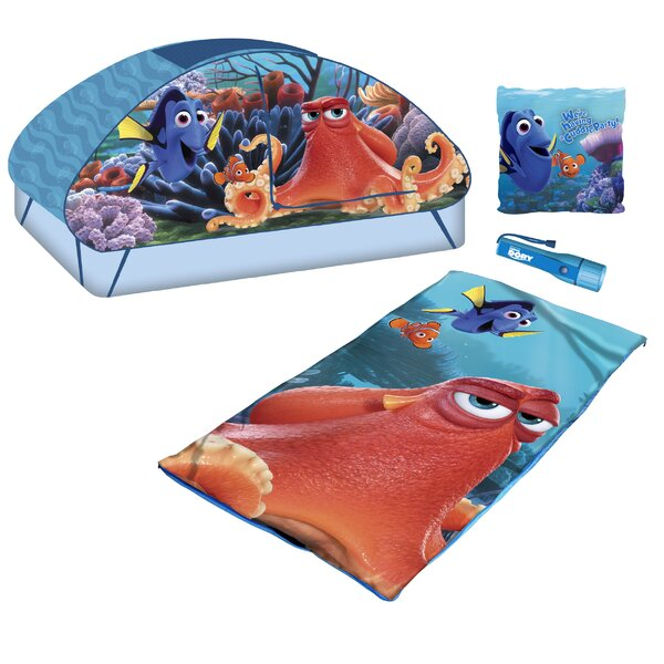 Finding Dory 4 Piece Play Tent Set by Linen Depot Direct