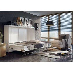 Brayden Studio Van Wyck Murphy Bed Reviews Wayfair