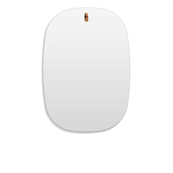 Hang 1 Swoval Accent Mirror by Blu Dot